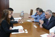 Photo of ՀՀ փոխվարչապետն ընդունել է «Ֆիթչ» վարկանիշային միջազգային կազմակերպության ներկայացուցիչներին