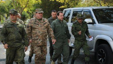 Photo of ՀՀ պաշտպանության նախարարը հետևել է համատեղ զորավարժության եզրափակիչ փուլին