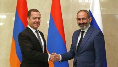 Photo of Վարչապետը հեռախոսազրույց է ունեցել ՌԴ կառավարության նախագահի հետ