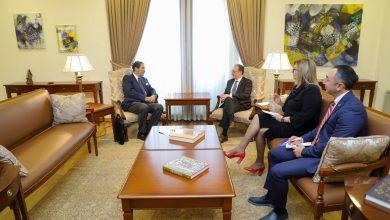 Photo of ԱԳ նախարար Զոհրաբ Մնացականյանի հանդիպումը ՍԾՏՀԿ ՄՄՔ գլխավոր քարտուղար Մայքլ Քրիստիդեսի հետ