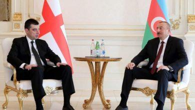 Photo of Ադրբեջանի և Վրաստանի միջև խնդիրներ չկան. Գախարիան Ադրբեջանում է