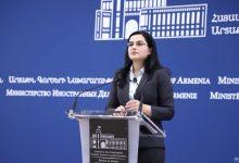 Photo of МИД Армении напомнил Эльмару Мамедъярову: От «Казанского документа» отказался именно Азербайджан