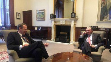 Photo of ԱԳ նախարար Զոհրաբ Մնացականյանի հանդիպումը Մեծ Բրիտանիայի ԱԳ նախարարության մշտական քարտուղար Սայմոն ՄքԴոնալդի հետ