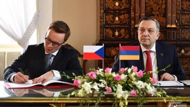Photo of Քաղաքական խորհրդակցություններ Հայաստանի և Չեխիայի ԱԳՆ-ների միջև