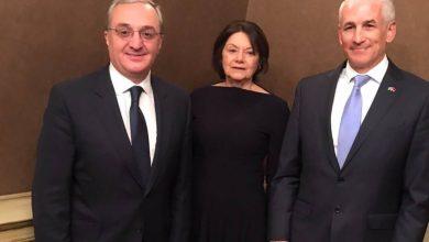 Photo of Զոհրաբ Մնացականյանը եւ ՄԱԿ-ի գլխավոր քարտուղարի տեղակալը մտքեր են փոխանակել տարածաշրջանային և միջազգային մի շարք խնդիրների շուրջ