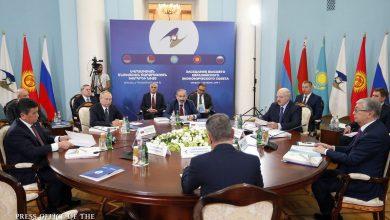 Photo of Были обсуждены вопросы, связанные с развитием финансово-экономического и таможенного сотрудничества между государствами-членами ЕАЭС, а также ряд других вопросов.