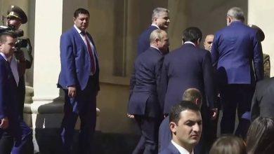 Photo of Грузинский журналист нарушил протокол и спросил у Путина об оккупированных территориях. armtimes.com