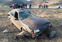 Photo of Արագածոտնի մարզում ավտովթարից մահացել է ՀՀ ազգային հերոս Թաթուլ Կրպեյանի եղբայրը