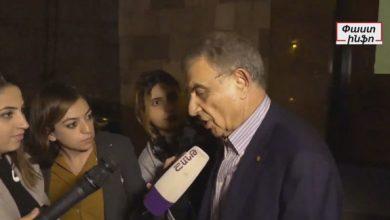 Photo of Ես այս պահին ունեմ մեկ նպատակ՝ որ ժողովուրդը շարունակի հարգել ինձ. Արա Բաբլոյան