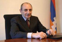 Photo of Բակո Սահակյանը շնորհավորական ուղերձ է հղել ԼՂՀ պետական անկախության մասին հանրաքվեի եւ Սահմանադրության օրվա առթիվ