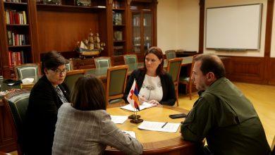 Photo of ՀՀ պաշտպանության նախարարն ընդունել է ԿԽՄԿ պատվիրակության ղեկավարին