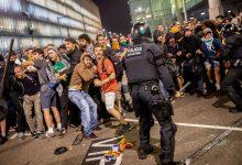 Photo of Протесты в Барселоне
