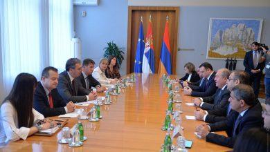 Photo of Մենք տարբեր առումներով շատ նմանություններ ունենք․ շարունակվում է Հայաստանի նախագահի պաշտոնական այցը Սերբիա