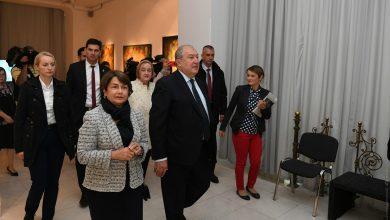 Photo of Նախագահ Արմեն Սարգսյանը հյուրընկալվել է Սերբիայի գիտությունների և արվեստի ակադեմիայում