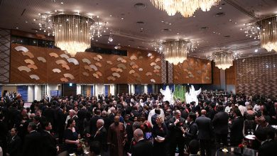 Photo of Արմեն Սարգսյանը մասնակցել է Ճապոնիայի կայսեր գահակալության առիթով կազմակերպված ընդունելությանը
