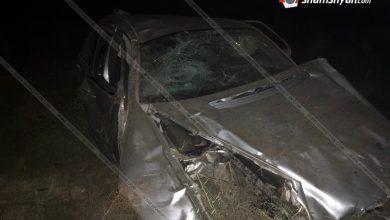 Photo of Ողբերգական ավտովթար Արմավիրի մարզում. 35-ամյա վարորդը Mercedes-ով մի քանի պտույտ շրջվելով՝ կողաշրջված վիճակում հայտնվել է դաշտում. վարորդը տեղում մահացել է