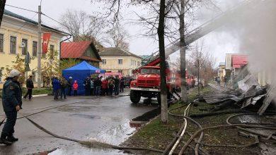 Photo of Число погибших при пожаре под Ярославлем увеличилось до семи