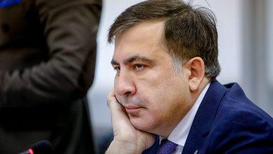 Photo of Неизвестные атаковали сайт президента Грузии и разместили на нем фото Саакашвили