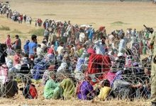 Photo of Սիրիայի հյուսիսում ավելի քան 300․000 մարդ Թուրքիայի հարձակման հետևանքով լքել է իր տունը