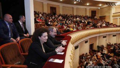 Photo of Նիկոլ Փաշինյանը ներկա է Մարիինյան թատրոնի սիմֆոնիկ նվագախմբի երևանյան համերգին