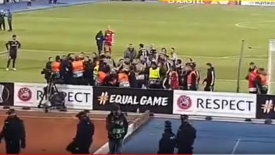 Photo of Избили ли азербайджанских болельщиков? Они спровоцировали беспорядки во время матча Дюделанж-Карабах