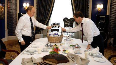 Photo of Путин в день рождения повысил зарплаты себе и Медведеву