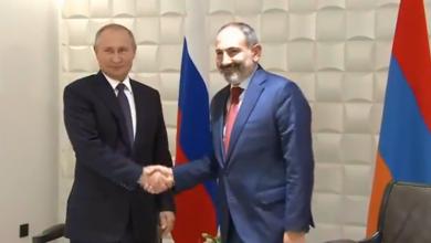 Photo of Стартовала встреча Никола Пашиняна и Владимира Путина