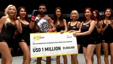 Photo of Еще одна победа Джорджио Петросяна, он получил награду в $1 млн