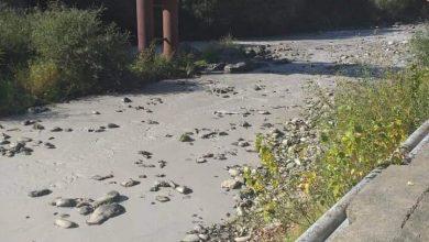 Photo of В связи с выбросами отходов в реку Вохчи может быть возбуждено уголовное дело