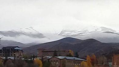 Photo of Վայոց ձորում առաջին ձյունն է տեղացել