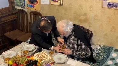 Photo of Ерванду Манаряну присвоено звание Почетного гражданина Еревана
