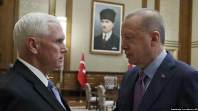 Photo of Турция и курды обвиняют друг друга в нарушении перемирия в Сирии