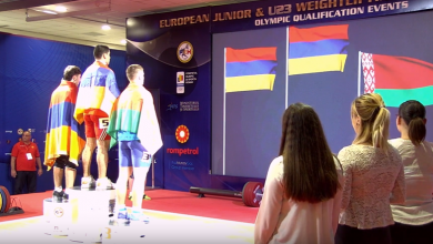 Photo of Ծանրամարտի Մ-23 Եվրոպայի առաջնություն. Կարեն Ավագյանը՝ հաղթող, Արա Աղանյանը՝ արծաթե մեդալակիր