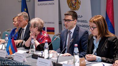 Photo of Եվրամիությունը պատրաստ է աջակցելու ՀՀ կառավարությանը արդարադատության ոլորտում բարեփոխումներ իրականացնելու և կոռուպցիայի դեմ պայքարի հարցերում