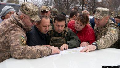 Photo of Украина ввела спецрежим в зоне конфликта на территории Донбасса