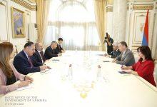 Photo of Премьер-министр принял специального представителя ЕС по вопросам Южного Кавказа и кризиса в Грузии
