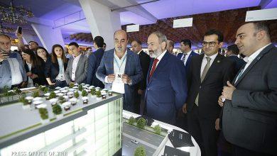 Photo of WCIT 2019 շրջանակում վարչապետը հանդիպումներ է ունեցել ՏՏ ոլորտի հեղինակավոր ընկերությունների ներկայացուցիչների հետ