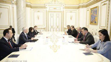 Photo of Премьер-министр принял делегацию во главе с заместителем генерального секретаря ООН