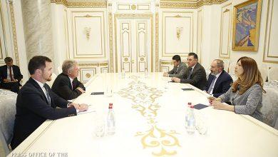 Photo of Премьер-министр Пашинян принял конгрессмена Фрэнка Паллоне