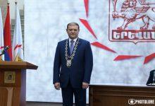 Photo of Տոնդ շնորհավո՛ր, իմ ջերմ ու բարի Երևա՛ն․ Տարոն Մարգարյան