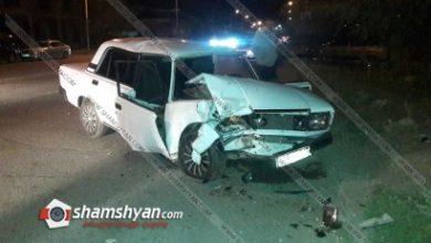 Photo of Կոտայքի մարզում մեքենան բախվել է էլեկտրասյանը. կան վիրավորներ