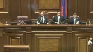 Photo of ՀՀ Ազգային ժողովի նիստը. ՈՒՂԻՂ