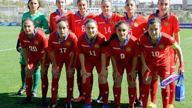 Photo of Հայաստանի կանանց Մ-19 հավաքականը գերխոշոր հաշվով պարտվել է Բելգիայի հասակակիցներին