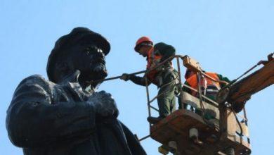 Photo of Ուկրաինայում աճուրդ-վաճառքի են հանում Լենինի հուշարձանները