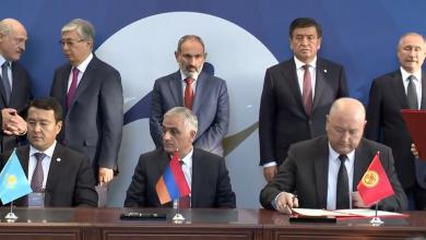 Photo of Մի կողմից ԵՏՄ-ի և Սինգապուրի, մյուս կողմից Հայաստանի և Սինգապուրի միջև ստորագրվել են տնտեսական համագործակցության մասին համաձայնագրեր
