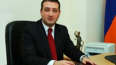 Photo of ВСС расследует инцидент с участием судьи Административного суда РА Артура Авагяна