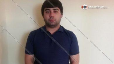 Photo of Ոստիկանության 6-րդ գլխավոր վարչության ծառայողները հայտնաբերեցին Երևանում «Մակարով» ատրճանակով 29–ամյա երիտասարդին սպանողին