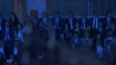 Photo of Նիկոլ Փաշինյանը մասնկացում է ՏՏ 23-րդ համաշխարհային համաժողովի հանդիսավոր բացման համերգին