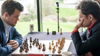 Photo of Լևոն Արոնյանը ոչ-ոքի խաղաց նոր ռեկորդ սահմանած Մագնուս Կառլսենի հետ