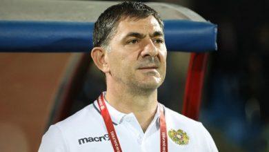 Photo of Армен Гюльбудагянц подал в отставку с поста главного тренера Сборной Армении